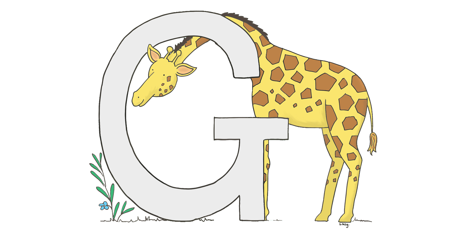 Alphabet Illustrations